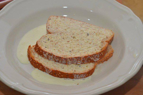 Рецепт Котлеты из говядины с сыром шаг-1