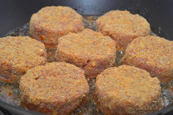 Рецепт Котлеты из говядины с сыром шаг-6