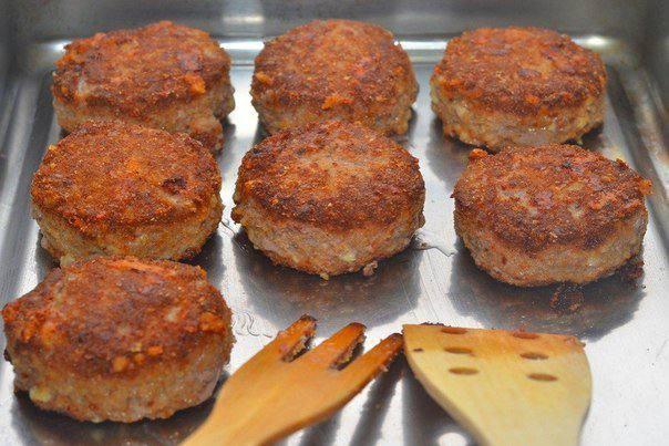 Рецепт Котлеты из говядины с сыром шаг-7