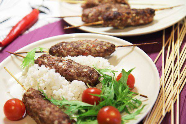 Готовим Мясо Люля из баранины