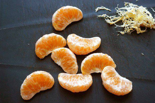 Рецепт Свинина в остром соусе с мандаринами шаг-6