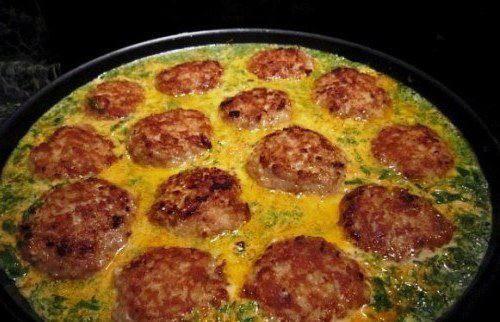 Готовим Мясо Тефтели в соусе