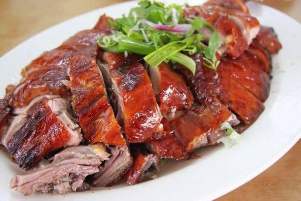 Готовим Мясо Утка по-пекински