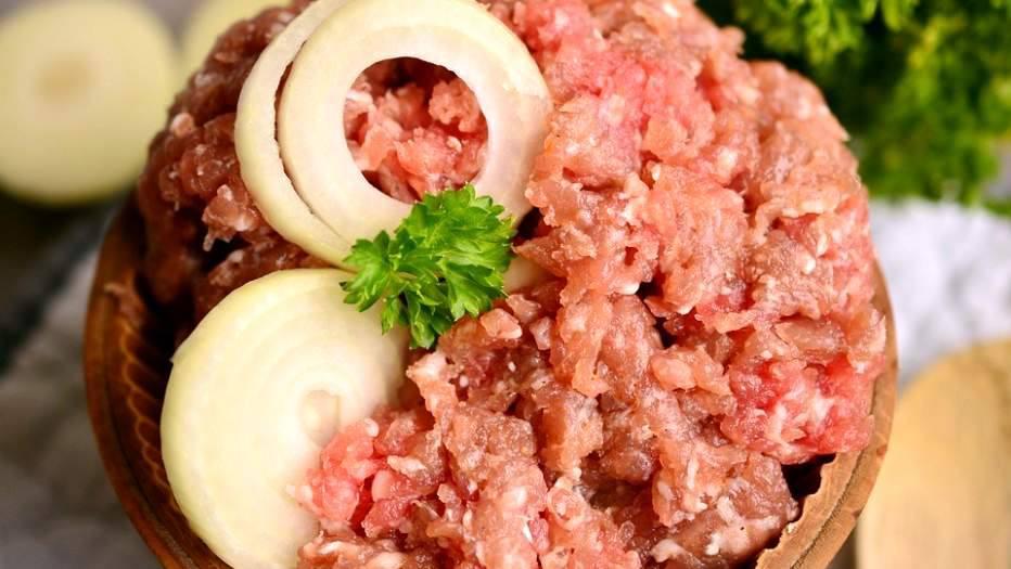 Мясо Фарш