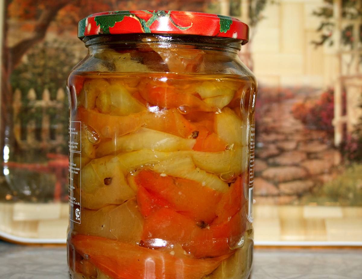 рецепт жареные перцы