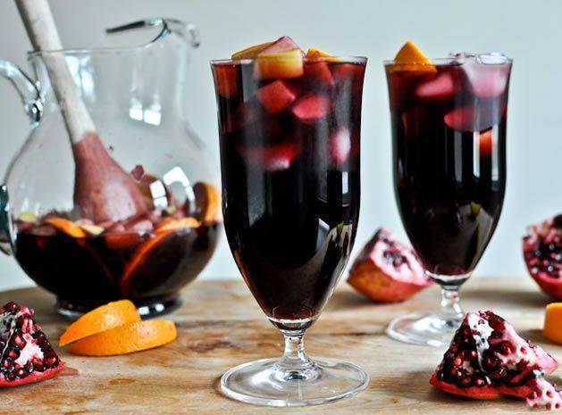 рецепты испанских коктейлей