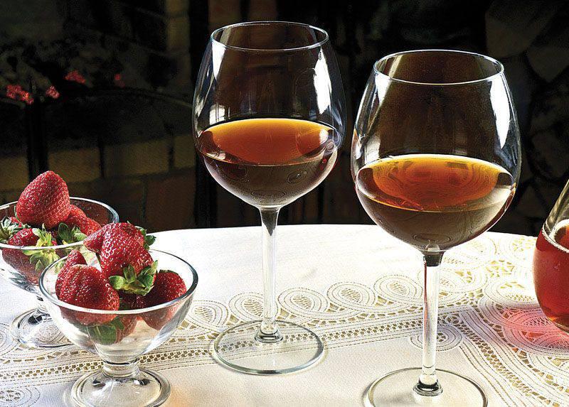 Готовим Коктейли Земляничное вино