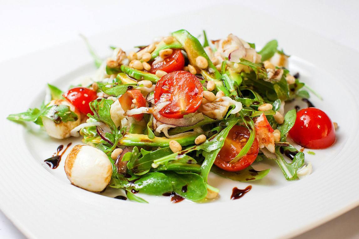 салат из краба натурального рецепт фото санатории
