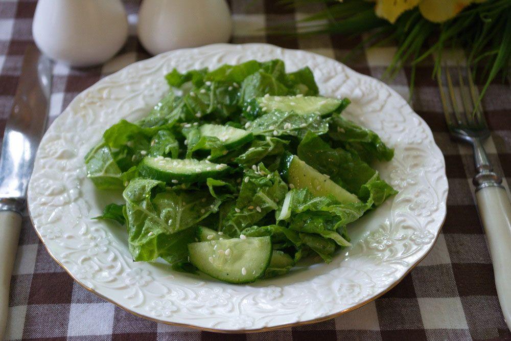 Диета Из Салата Капуста. Капустная диета – похудение за 10 дней