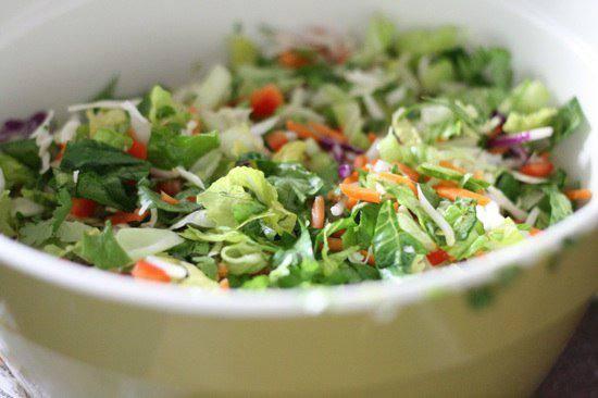 Рецепт Китайский шопский салат  шаг-4