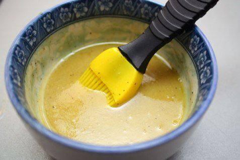 Рецепт Салат из авокадо и груш  шаг-4