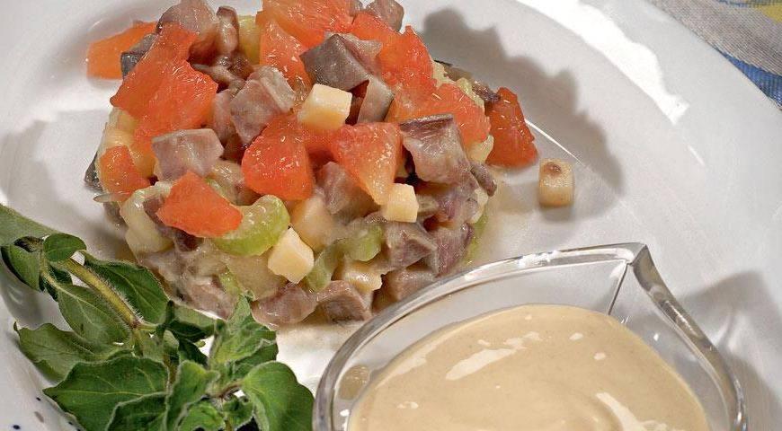 любимые салатики с фото