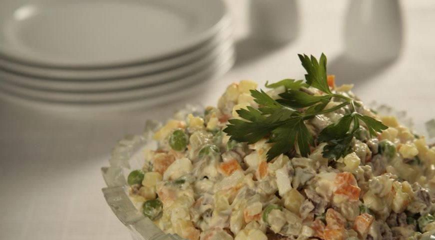 салат цезарь по рецепту кардини