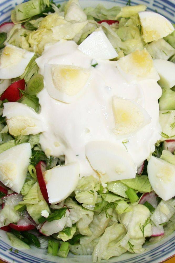 весенние салаты рецепт фото многоязычие гостей