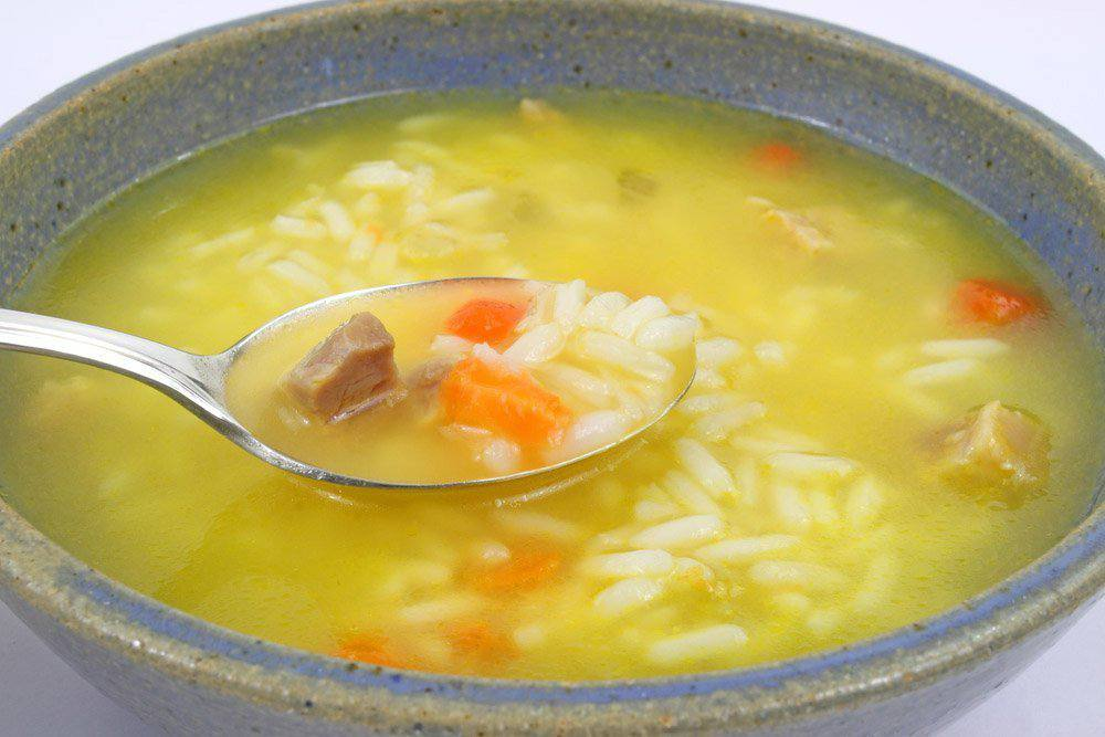Диетические супы при язве желудка, рецепты куриный