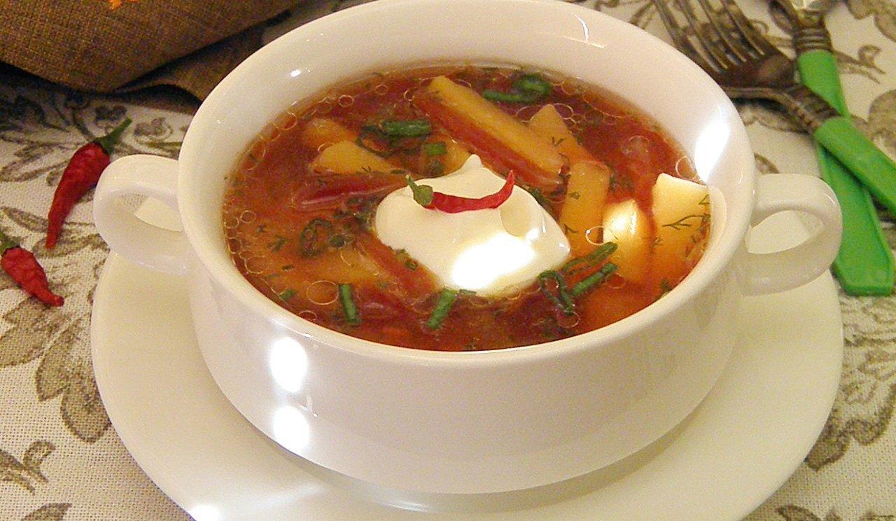как сварить суп рецепт с фото