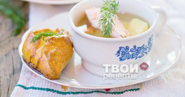 Суп из скумбрии свежемороженой. Рецепт приготовления
