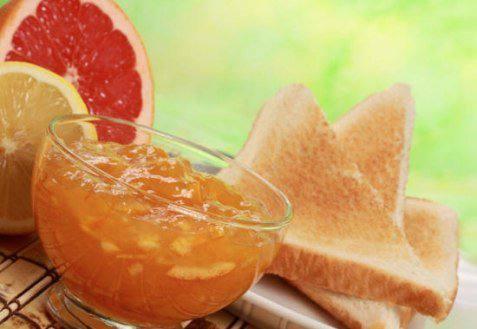 Варенье из грейпфрута