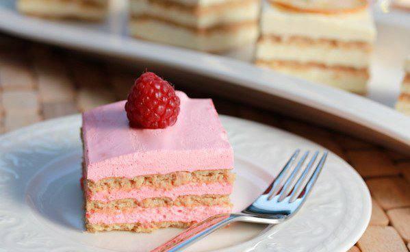 желейные пирожные рецепт