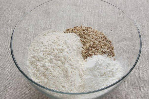 Рецепт Апельсиновое печенье  шаг-2