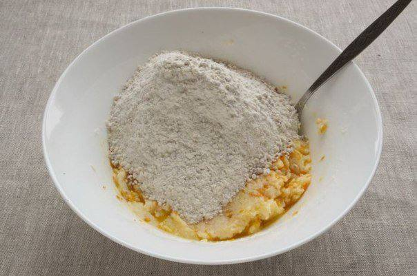 Рецепт Апельсиновое печенье шаг-3