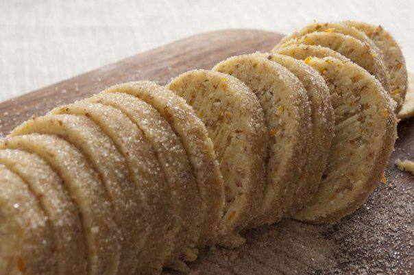 Рецепт Апельсиновое печенье шаг-5
