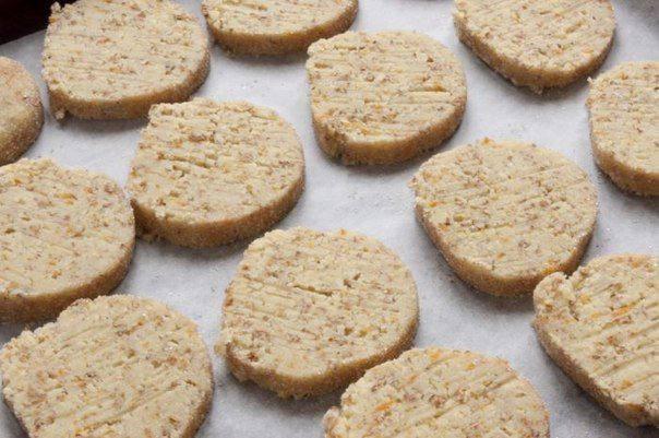 Рецепт Апельсиновое печенье шаг-6