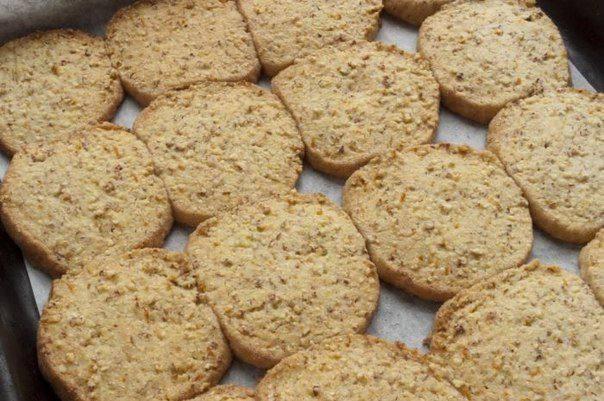 Рецепт Апельсиновое печенье шаг-7