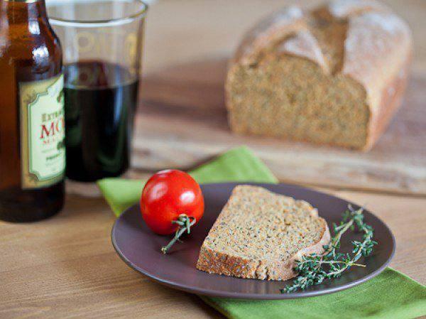 Готовим Выпечка Морковный хлеб с маком