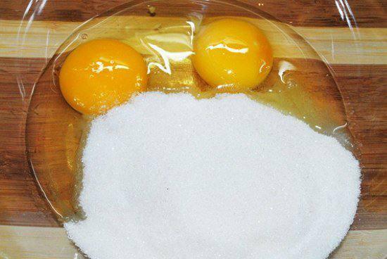 Рецепт Морковно-яблочные кексы с корицей  шаг-2