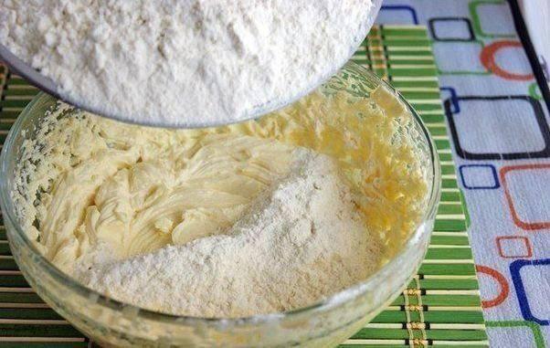 Рецепт Песочные кольца с арахисом  шаг-2