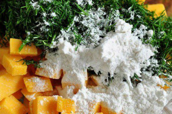 Рецепт Сдобные булочки с сыром и укропом  шаг-2