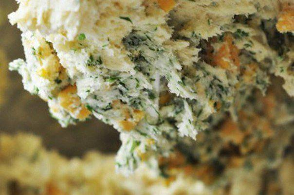 Рецепт Сдобные булочки с сыром и укропом шаг-3