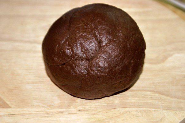Рецепт Шоколадный штрудель шаг-1