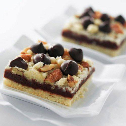Готовим Выпечка Шоколадное посыпное печенье