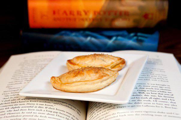 Готовим Выпечка Тыквенные пирожки из «Гарри Поттер»