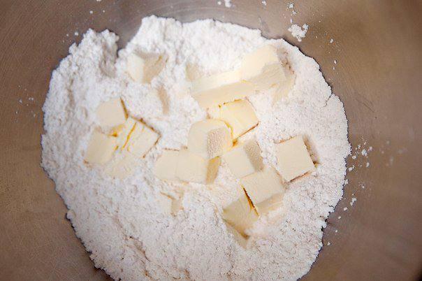 Рецепт Тыквенные пирожки из «Гарри Поттер» шаг-1