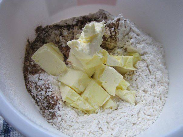 Рецепт Тыквенный пирог под цитрусовым кремом  шаг-2