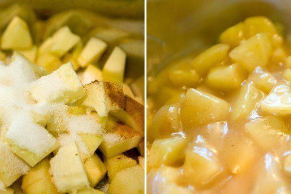 Рецепт Яблочные пирожки  шаг-2