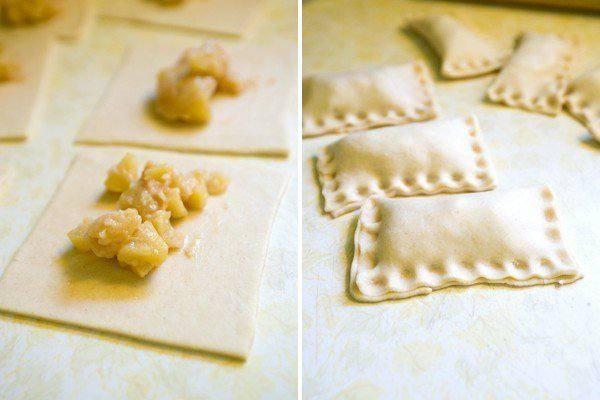 Рецепт Яблочные пирожки шаг-3