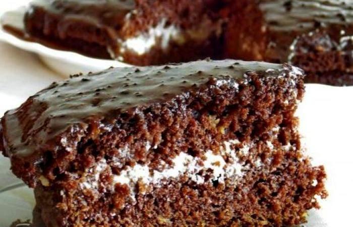 южная ночь торт рецепт