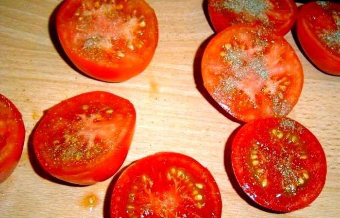 Рецепт Гамбургер из помидоров шаг-5