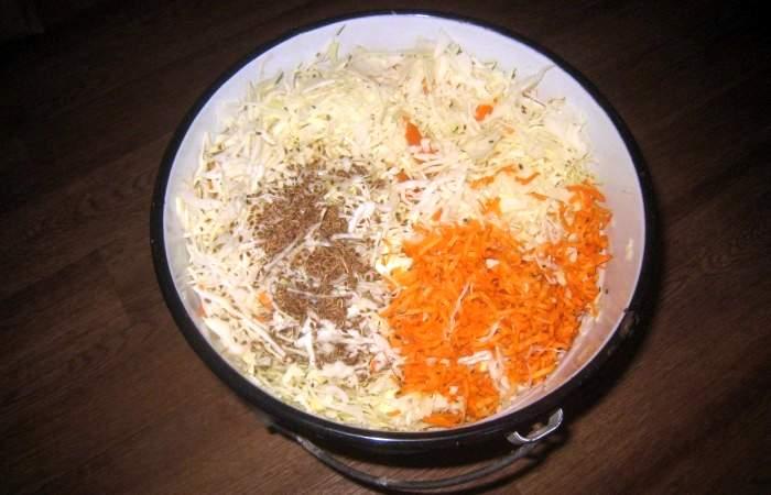Рецепт Квашеная капуста без соли  шаг-2