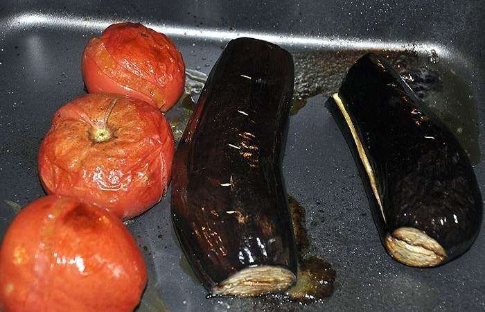 Рецепт Мелидзана из овощей шаг-3