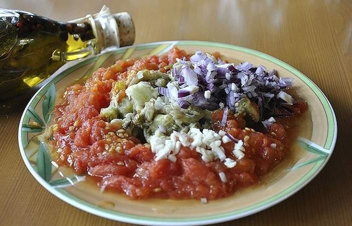 Рецепт Мелидзана из овощей шаг-5