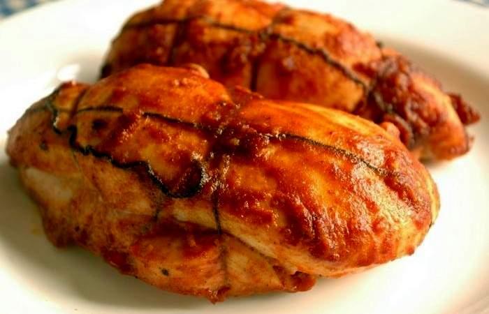 Рецепт Пастрома из куриного филе шаг-5