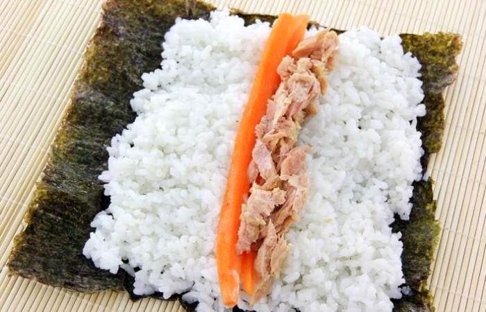 Роллы из огурцов, с тунцом и креветками текстовый: рисовые биточки простые рис с овощами жареный рис на гарнир чахан быстрый плов.