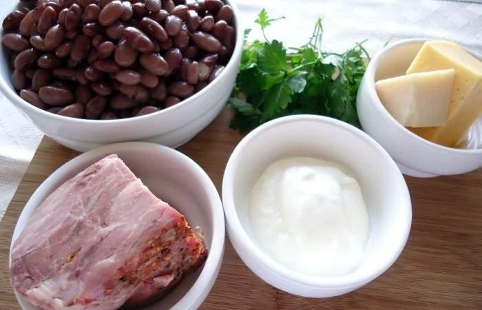 Рецепт Закуска из фасоли шаг-1