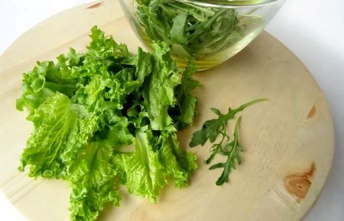 Рецепт Запеченные шампиньоны с сыром и овощами шаг-3