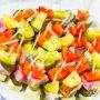 Новогодние рецепты: Канапе с болгарским перцем